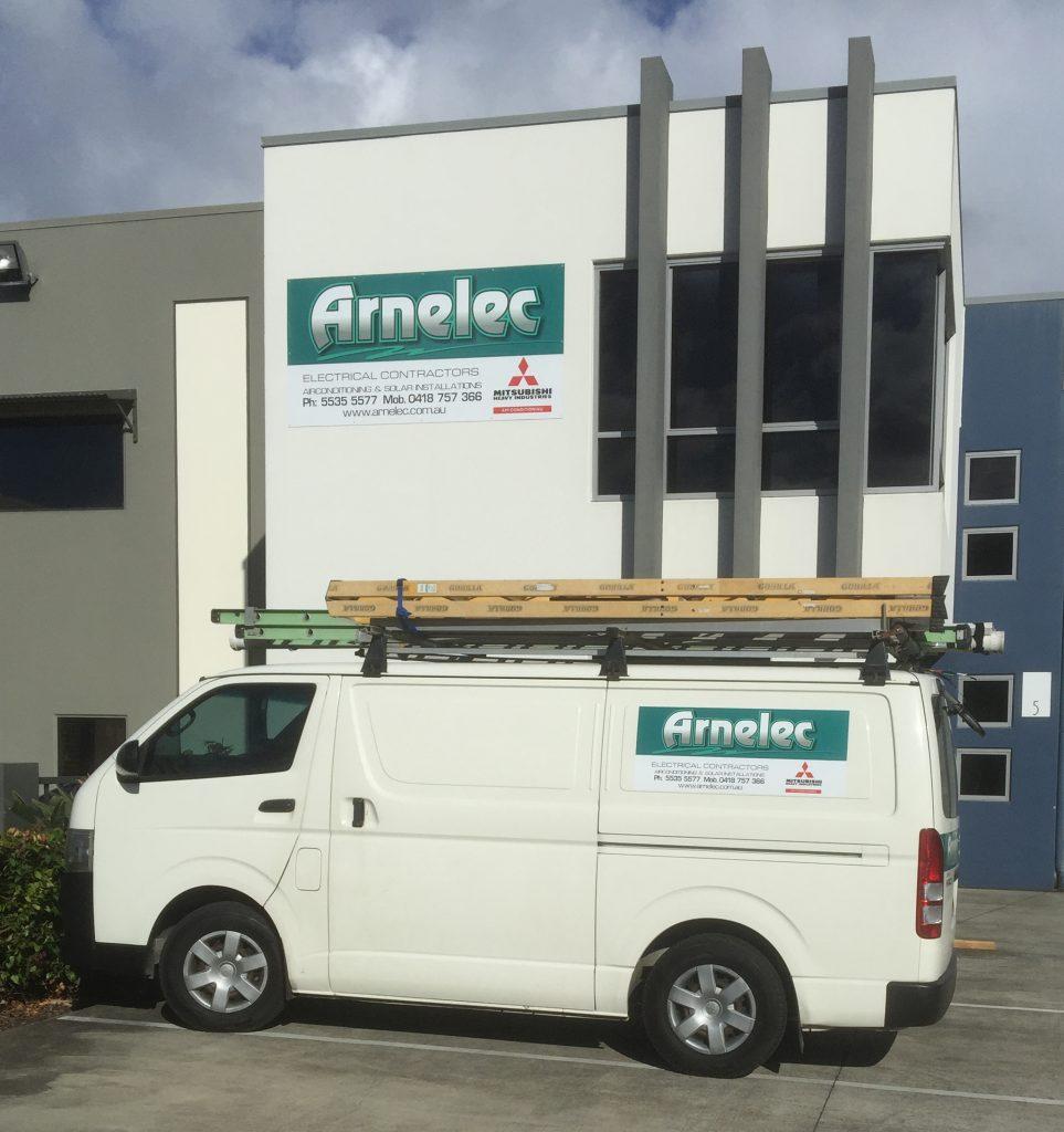 Arnelec electrical contractors
